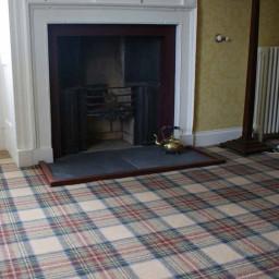 Hugh Mackay Tartan 4M Tartan Dress Stewart carpet