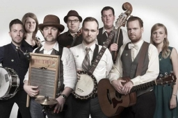 Country Folk Band Jazz Band