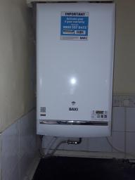 Baxi Duo-tec combi-boiler