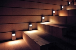 Stair Lighting Designs from W8 Design Build Maintain Ltd