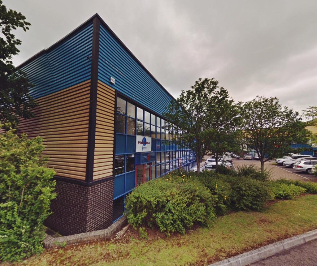 Light Industrial Unit In Swindon: Pump World In Suite 1 Unit 11 Woodside Road, South Marston