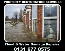 Flood Damage Repairs