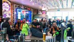 Big Screen Sports at the Viva Vegas Diner