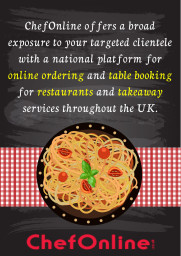National Platform for Restaurant Online Ordering S