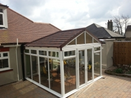 Tiled Conservatory Roofs Birmingham