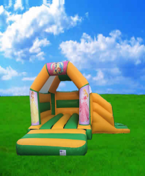 Bouncy Castle Slide Hire Peterborough