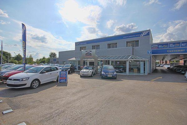HPL Motors Used Car Supermarket 396 Manchester Rd, Oldham