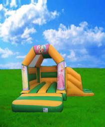 Bouncy Castle Slide Hire Peterborough