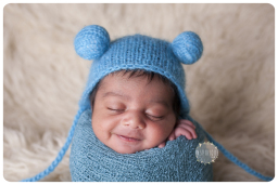 leicester newborn baby photoshoot