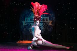 World Burlesque Games - Winner