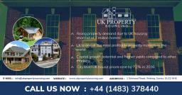 property development uk