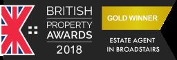 British Property Awards Best Estate Agent 2018