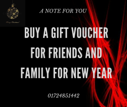 Gift vouchers on sale