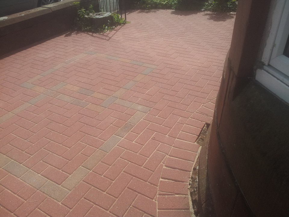 Details for eco driveway cleaning in 25 dunkeld place for Driveway cleaning companies