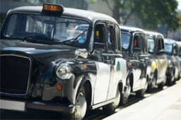 Taxis in Bruton