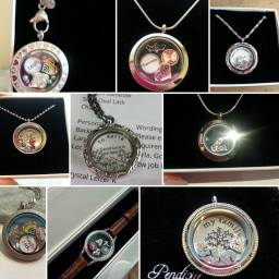 More customer Pendique Lockets Designs 2