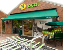 Morrisons Refurbishment