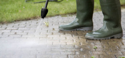 Patio Pressure Washing Cleaning Dunvant Swansea