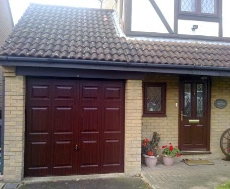Details For Garage Door Solutions Bedford Garage Doors In Mirror