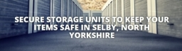Couriers Removals Storage North Yorkshire
