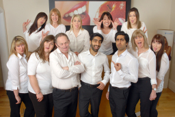 private dental practice in Leamington Spa -Dentist