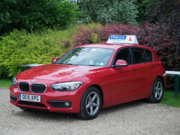 Clearway Driver Training - BMW 1 series