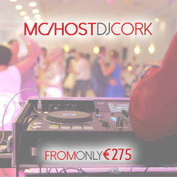 Book MC Host DJ Cork
