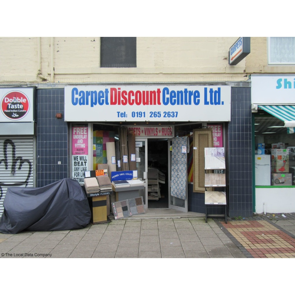 Carpet Discount Centre Ltd 217 Shields Rd Newcastle Upon
