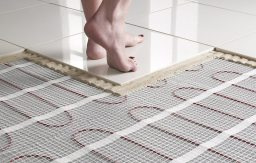 Underfloor Heating design and fitting