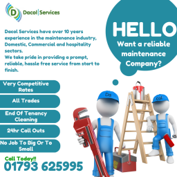 Swindon property maintenance