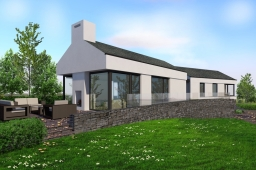 New House Build Donaghmore Dungannon Tyrone