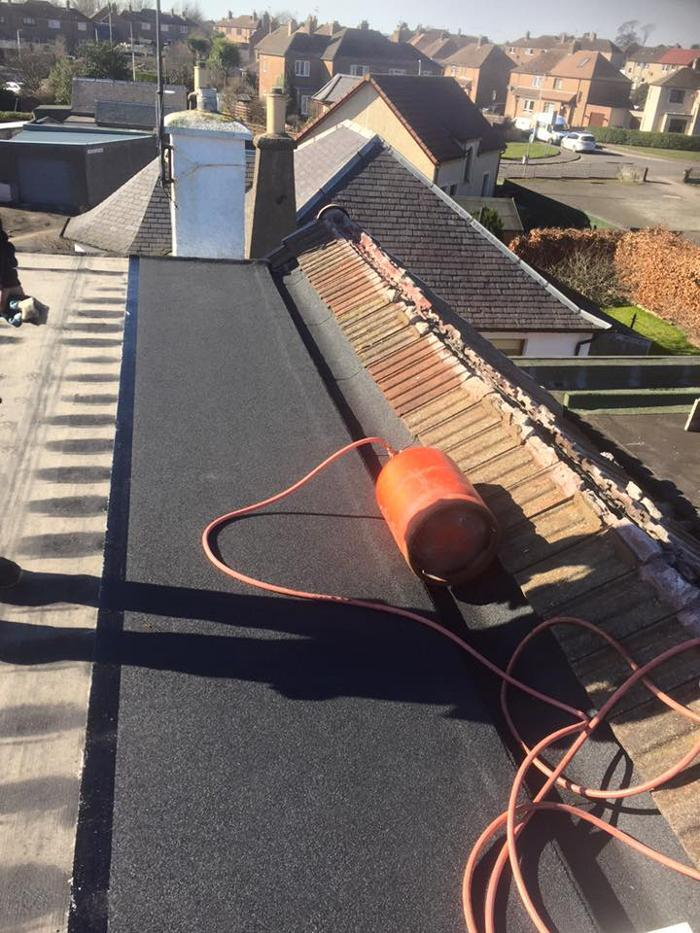 T Reekie Roofing Amp Building 18 Coal Wynd Dunnikier Road