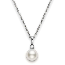 Mikimoto Pendants From Berry's Jewellers
