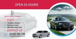 Guildford Airport Taxis Service in Surrey Airports