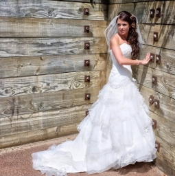 Our Brides always look stunning