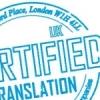 CERTIFIED UK TRANSL