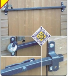 RTH Shed Security bar Birmingham | Cradley Heath, Birmingham, West Midlands