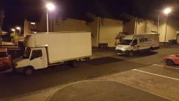 House Removals Hull moved a family to Helensburgh