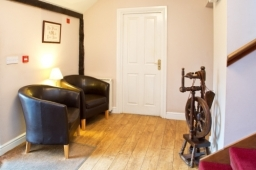 Hallway - Detling Coachhouse Accommodation Maidstone
