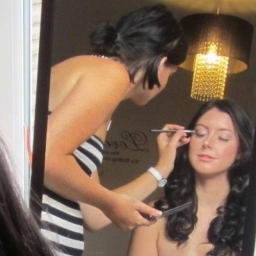 Wedding hair and make-up Worcestershire