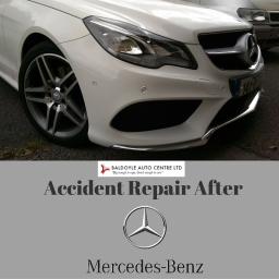 Mercedes E Class After