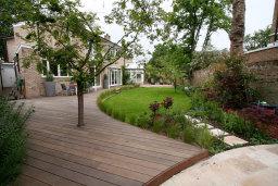 Garden design in St John's Wood