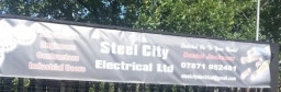 Steel City Electrical LTD Banner