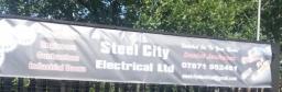 Steel City Electrical LTD Banner