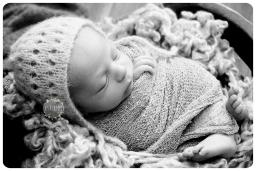 newborn photographer rothley