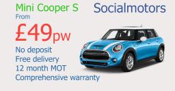 Mini Cooper Sport finance - Socialmotors