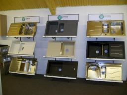 Carron sink display