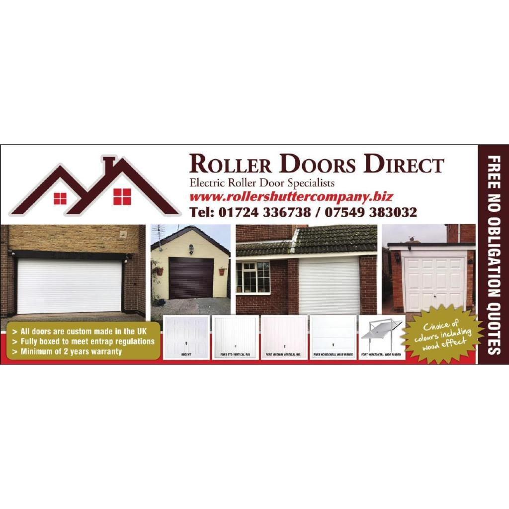 Gallery  sc 1 st  Scunthorpeu0027s Business Directory : roller doors direct - pezcame.com