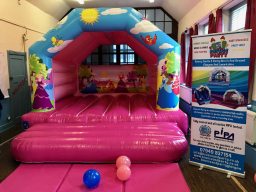 Bounce & Party Glasgow Princess Themed Castle