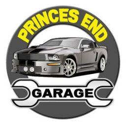 Princes End Garage